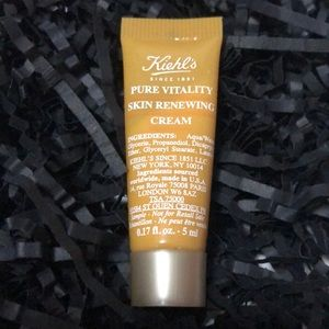 Kiehl's Pure Vitality Skin Renewing Cream (Travel)